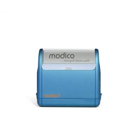 Timbro Modico 3 - 52x18mm