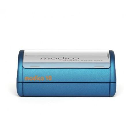 Timbro Modico 10 - 95x50 mm