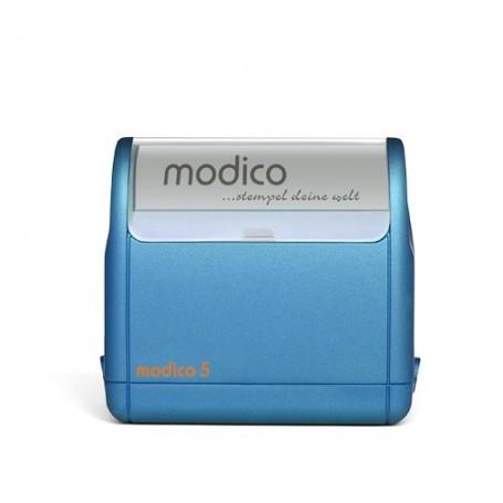 Timbro Modico 5 - 68x28 mm
